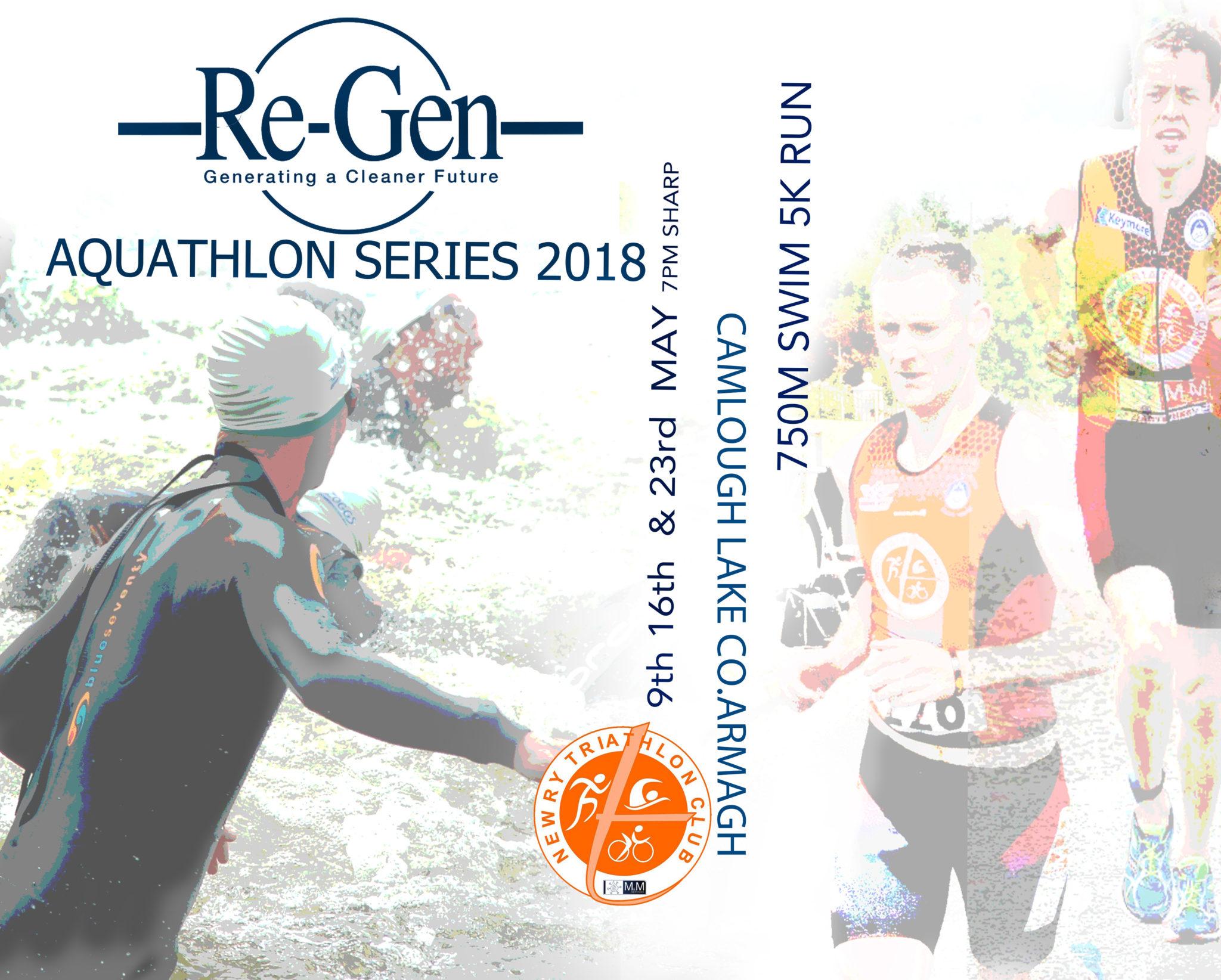 Junior - Aquathon Series